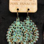 Pink Panache Earrings 1